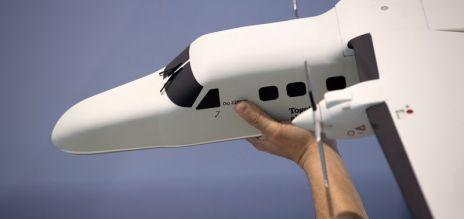Flugzeugbau im Aufwind