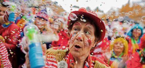 Germany's Carnival season kicks off