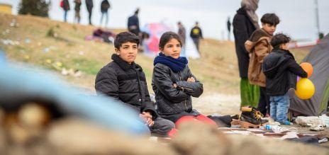 Boost refugee aid to Ankara