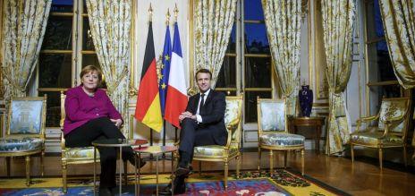 Merkel to visit Paris