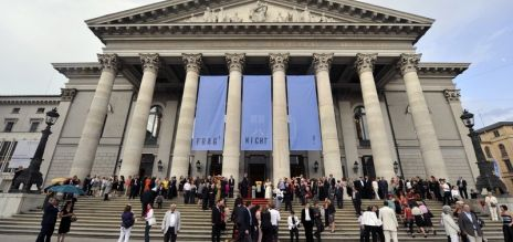 Big names at Munich Opera Festival