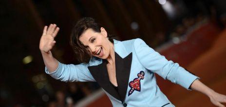 Juliette Binoche preside Berlinale