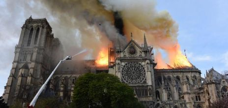 Germany to help rebuild Notre Dame
