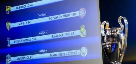 Bayern meet Sevilla