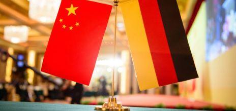 Merkel to visit China