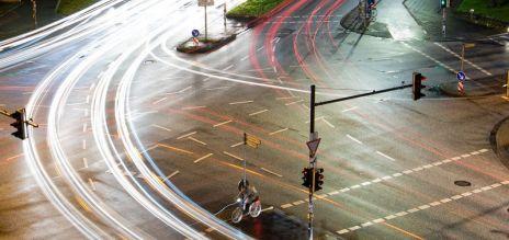 Road behaviour: Role model for kids