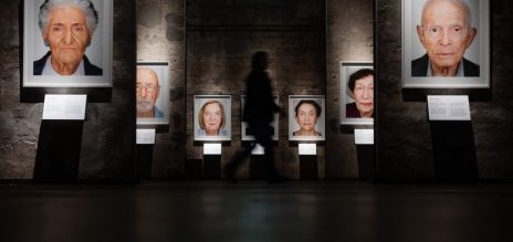 """Faces of Life after the Holocaust"""
