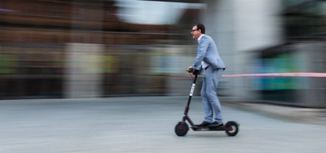 E-scooters get official green light