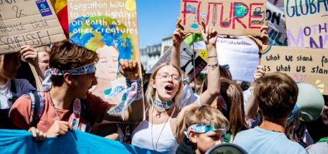 Fridays for Future in Aachen