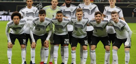 Germany win friendly against Russia