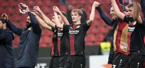 German duo wins in Europa League