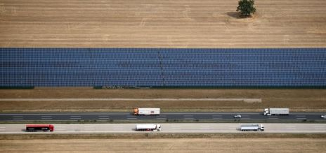 Solar power from Germany
