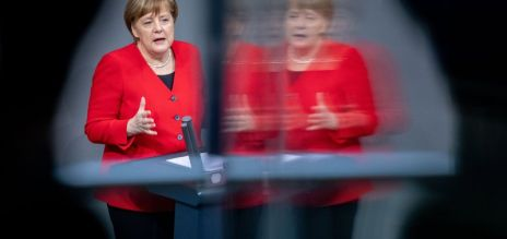 Merkel: EU must act in unison