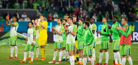 Wolfsburg boost survival hopes