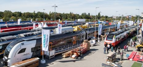 Rail technology fair opens