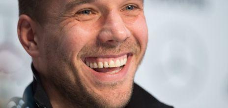 Podolski wird Handball-Botschafter