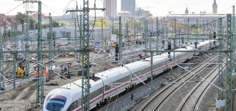 Deutsche Bahn faces shortfall