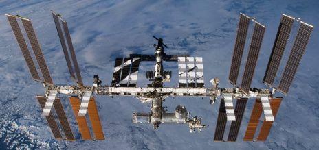 La ISS cumple 20 años
