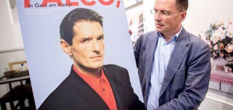 Ausstellung zeigt Falco privat