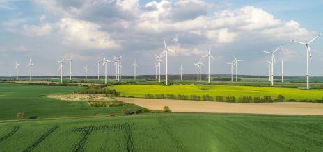 Erneuerbare Energie überholt Kohle