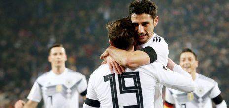 Deutsche Mannschaft weiter Nummer 1