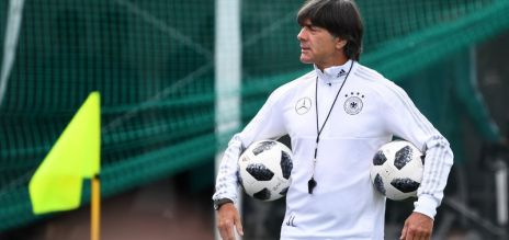 Germany start against Mexico