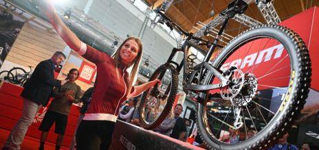 Fahrradmesse Eurobike eröffnet