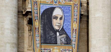 Deutsche Nonne heiliggesprochen