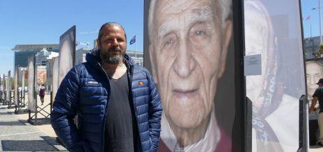 Porträts von Holocaust-Überlebenden