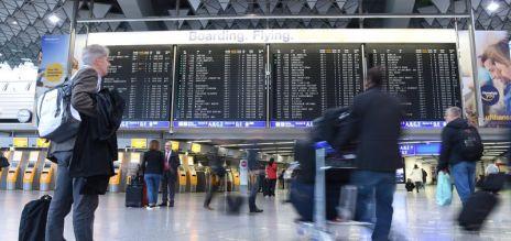 Frankfurter Flughafen wächst