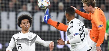 Alemania empata 2-2 ante Holanda