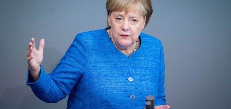 Merkel wirbt für mehr Klimaschutz