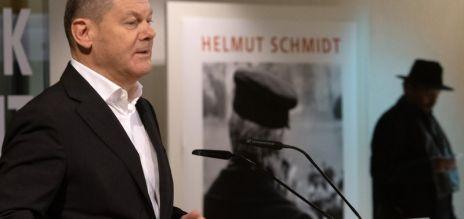 100 años de Helmut Schmidt