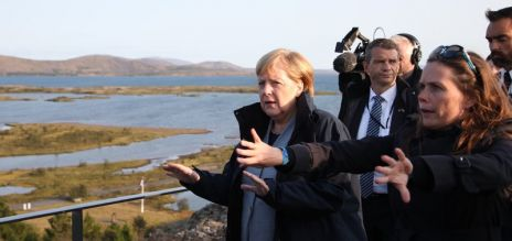 Merkel meets Nordic leaders