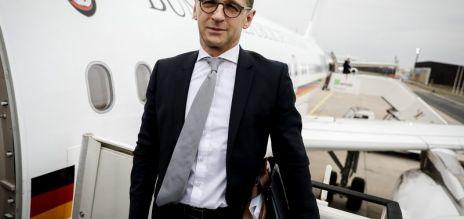 Maas visits Warsaw