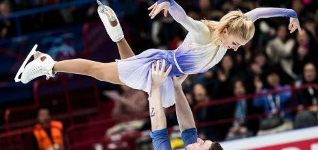 Savchenko und Massot holen Gold