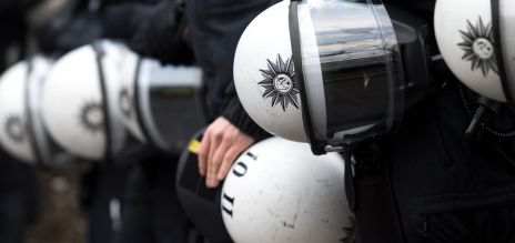 Study of police violence in Germany