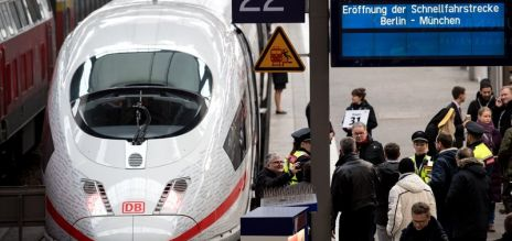Busier, better German rail services