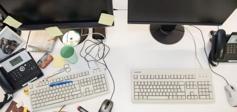 Clean desk policy: trend in Germany
