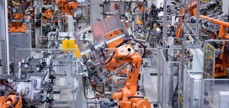 Deutsche Elektroindustrie boomt