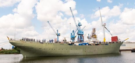 'Gorch Fock' to be renewed by 2020