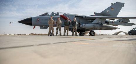 Bundestag verlängert Irak-Einsatz