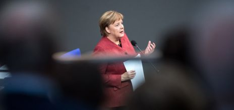 Talking up enthusiasm for Europe