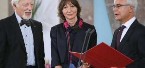 Friedenspreis für Forscher-Ehepaar