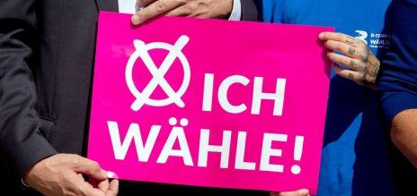 Diskussionen nach Landtagswahlen