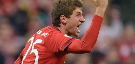 Bayern as Bundesliga pursuer