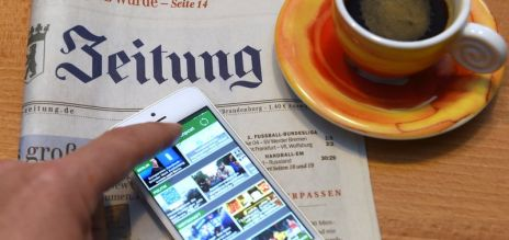Smartphone a growing news source