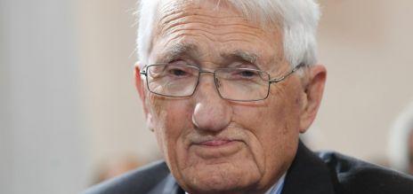 90. Geburtstag von Jürgen Habermas