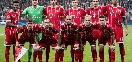 Bayern eyeing early title