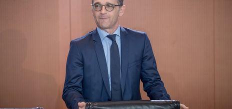 Maas begrüßt Macrons EU-Plädoyer